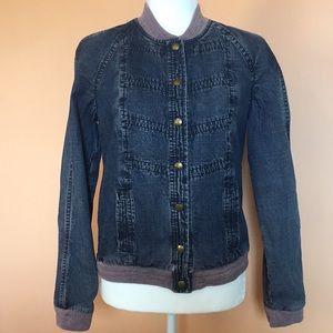 Marc Jacobs Distressed Denim Jacket